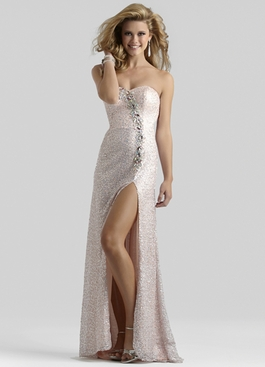 2014 Clarisse Sequin Gown 2309
