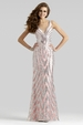 2014 Clarisse Sequin Gown 2325