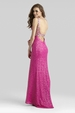 2014 Clarisse Sequin Gown 2413