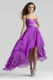 2014 High Low Prom Dress 2307