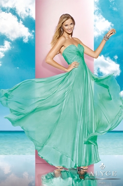 Alyce Evening Gown 35595