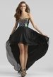Black Prom Dress 2356 by Clarisse