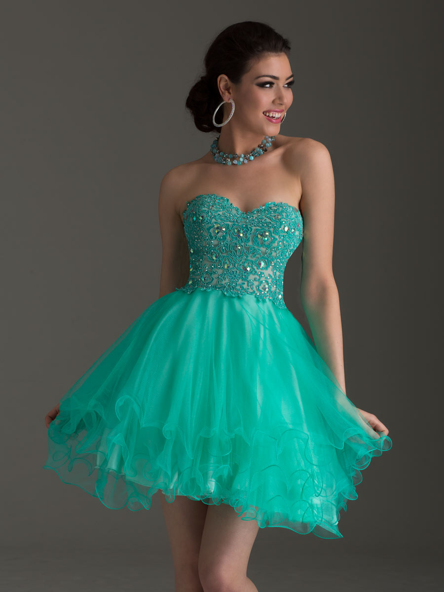 007444a81d9 Clarisse baby doll homecoming dress 2450