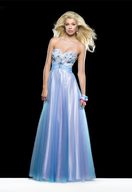 Clarisse Cotton Candy Gown 2403