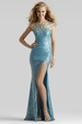 Clarisse Detailed Back Dress 2377