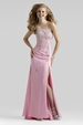 Clarisse Long Fitted One Shoulder Gown 2105