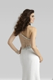 Clarisse One Shoulder Gown 2363