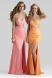 Clarisse Sequin Prom Dress 2338