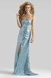 Clarisse Strapless Prom Gown 2327