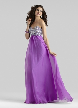 Orchid Long Prom Gown 2306