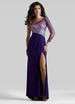 Purple Prom Gown 2314