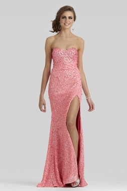 Sweetheart Prom Gown 2346