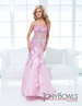 Tony Bowls Strapless Gown 114734 - More Colors Available!