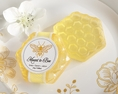 """Dulce Honey"" Jabon Panel de Miel con Fragancia"
