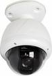"Eyemax PT 8633-C 1/4"" Sony Super HAD CCD 550/680TVL 396x Zoom (x33 Optical, x12 Digital) Outdoor Day/Night PTZ Camera with Heater and Blower - Ceiling Mount"