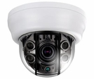 Eyemax TDR-2544V-W Anti-IR Reflection Series : HD-TVI 1080p SUPERDOME� IR Camera