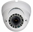 Eyemax TIB-0032V HD-TVI 1080p(2MP) Eyeball Camera with Auto-Iris VF Lens & 35 IR LED