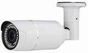Eyemax TIR-1412V HD-TVI 1080p(2MP) IR Bullet Camera w/ Auto-Iris VF Lens & 42 IR LED