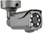 Eyemax TIR-2662V HD-TVI 1080p Outdoor Bullet Camera with 6 High Power IR