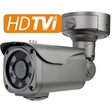 Eyemax TIR-2664V HD-TVI 1080p HD Bullet Camera with 6 High Power IR with Dual Power