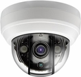 Eyemax UDR-2522-W40 Anti-IR Reflection Series EX-SDI 1080p SUPERDOME IR Dome Camera
