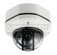 Eyemax UMI-2522-W36 EX-SDI 1080p(2MP) IP68 Anti-IR Reflection Medium Size Dome Camera with 2 COB IR & Fixed Lens
