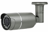 Eyemax XIR-1412V-B HD-SDI 1080p(2MP) IR Bullet Camera with Auto-Iris VF Lens & 42 IR LED