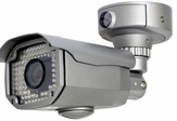 Eyemax XIR-2282FV HD-SDI 1080p Long Range Outdoor Infrared Bullet Camera with ICR
