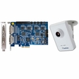 GeoVision GV1240-16 16 Channel, 240FSP View, 480FPS Record, PCIE, Card (DVI Pigtail) Plus Free CB120D