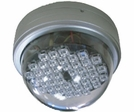 Infra Red Illuminator Dome Shape, Extra Wide Angle IR, 556sqft Coverage Area