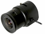 LA TP2812AVF Telpix Auto Iris Lens 2.8~12mm for CCTV Box Camera