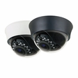LTS CMD4363 Indoor High Performance Night Vision Dome Camera - White Case