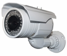 LTS CMR5165D 650 TVL 2.8-12mm varifocal lens Bullet IR Camera, Dual Voltage 12V DC/24V AC