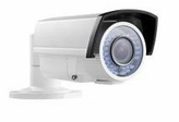LTS CMR6313D 1.3MP 2.8-12mm Varifocal Lens 131ft Infrared Night Vision Bullet Camera, Dual Voltage