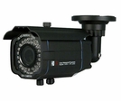 LTS CMR818B All Purpose High Resolution 480TVL Weather Proof Night Vision Camera 2.8~12mm Lens