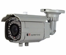 LTS CMR828S All Purpose High Resolution 540 TVL Weather Proof Night Vision Camera 2.8~12mm Lens
