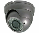 LTS CMSD2023AB 2 Mega Pixels 2.8-12mm Varifocal Lens HD-SDI Weather Proof Infrared Night Vision Dome Camera