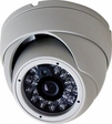 LTS CMSD2412 1.3 Mega Pixels Weather Proof Infrared Night Vision Dome Camera