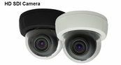 "SDI-DO8002-B 1/3"" CMOS Lens 1080P Resolution 4mm Fixed Lens Dome Camera"
