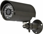 "Telpix BL42-I The Most Affordable Bullet Outdoor 75ft Night Vision Camera, 420TVL, 1/4"" Sony CCD"
