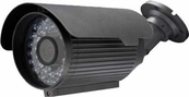 "Telpix BLV42-IM 1/3"" Sony CCD, Vari-Focal Lens 4-9mm, 420TVL, 105ft Night-Vision, Weather-Proof"