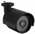 Telpix IR 4790, 200FT IR Range True Day/Night Camera, Hi-Res 480/520 TVL, Outdoor