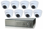 Ultimate Series CCTV System Best For Motel, Bar, Restaurant, Shop, Gas Station, Retail Store