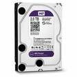 Western Digital DVA-HDD-2000GB-S Purple 2TB HDD OEM - WD20PURX