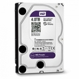 Western Digital DVA-HDD-4000GB-S Purple 4TB HDD OEM - WD40PURX