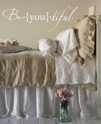 Be-You-Tiful Wall Quotes Decal