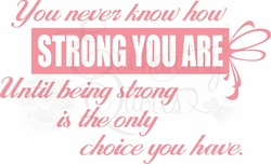 How Strong You Are