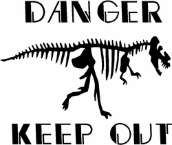 Dinosaur Danger Little Boy Quotes
