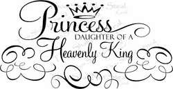 Princess Daughter of a Heavenly King