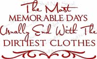 Laundry Quotes - Dirty Clothes